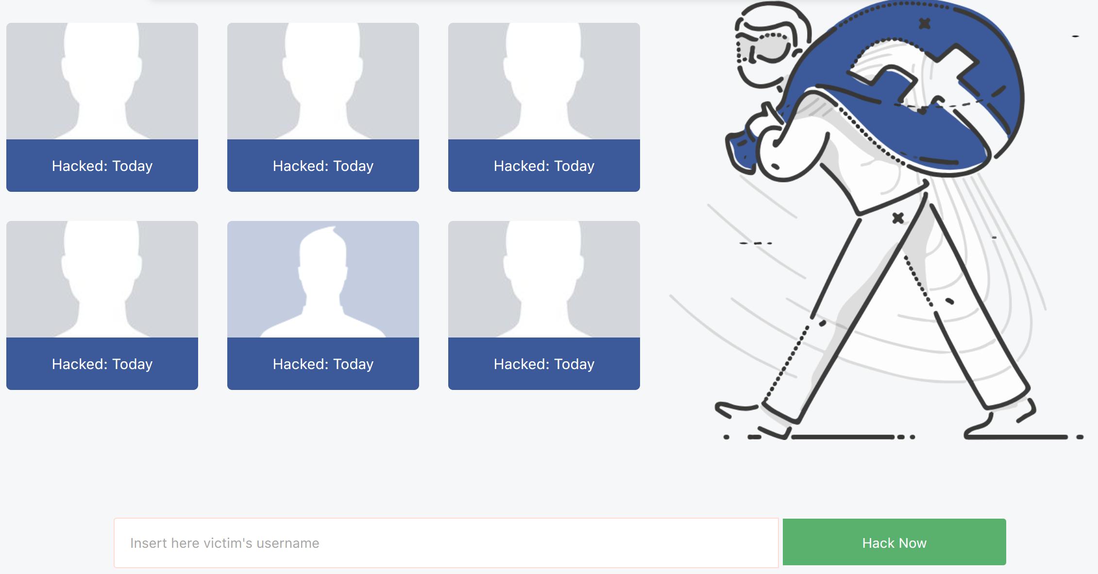 HyperCracker Facebook Hack